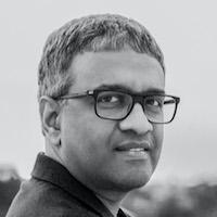 Headshot Vasu Rangadass, L7 Informatics